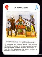 Carte De Jeu / Le Système Métrique, Révolution Française, Mètre, Litre, Gramme, Franc, Are, Stère - Oude Documenten