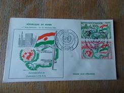 NIGER (1961) Admission A L' O.N.U. - Niger (1960-...)