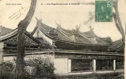 Une Pagode Chinoise à CHOLON - Viêt-Nam