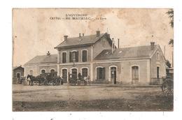 Mauriac-La Gare-(B.7449) - Mauriac