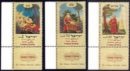 ISRAEL 1997 Festival Sc#1312-1314 MNH @S4703 - Israel