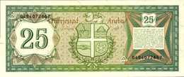 ARUBA 25 FLORIN Du 1-1-1986  Pick 3  UNC:NEUF - Aruba (1986-...)