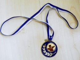 Archery Shooting Sport Medal From Russia Kaliningrad Region Championship 2006 1st Place - Tiro Con L'Arco
