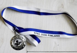 Archery Shooting Sport Medal From Finland Efac 2006 - Tiro Con L'Arco
