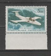 FRANCE / 1960-1964 / Y&T N° PA 39 ** : MS 760 Paris 3F Vert Foncé, Olive & Bleu-vert - Gomme D´origine Intacte