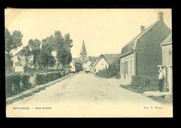 Dottignies  ( Mouscron  Moeskroen )  :  Rue Basse - Moeskroen