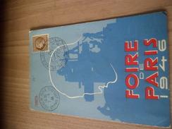 Carte Illustrée R. Lasquin Foire De Paris 07/06/1946 Le N° 681 Seul éditions PERFEX Dos Divisé Neuve    TB ! ! ! - Expositions