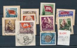DDR Nr. 344-53  O   ( Se1571  ) Siehe Foto - DDR