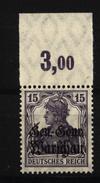 Deutsche Post In Polen,12b,OR P Xx - Besetzungen 1914-18