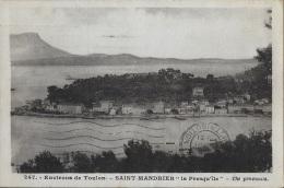 ** Belle Cpa De 1931 ** Ed. Bouvet-Sourd N°247 - Saint-Mandrier-sur-Mer