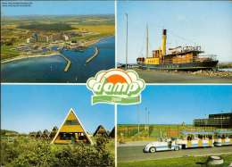 Damp 2000 ? Das Ostseebad Der Vier Jahreszeiten Mehrbildkarte - Non Classés
