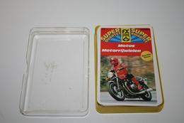 Speelkaarten - Kwartet, Motos Motorrijwielen, Nr 238, Schmid - Hemma , *** - Vintage - Cartes à Jouer Classiques