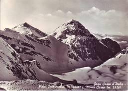 L'Aquila - Pizzo Intermesoli E Monte Corno, Viaggiata 1958 - L'Aquila