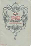 Program * Recita Em Beneficio Sanatorio Maritimo Do Norte * Teatro Sa Da Bandeira * 1924 - Programs