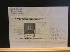 67/478   LETTRE   ALLEMAGNE  1995 - Storia Postale