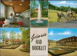 Gruß Aus Bad Bocklet Mehrbildkarte - Unclassified