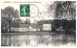 78 - GAMBAIS -- Ferme De Neuville Et Etang De Goupigny - France