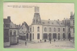 BERGUES Bombardée Juin 1915 : L'Hôtel Des Postes . 2 Scans. Edition Berteloot - Bergues
