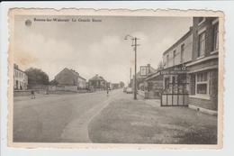 BOUSSU LEZ WALCOURT - BELGIQUE - LA GRANDE ROUTE - Boussu