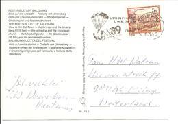 PARAGLEITEN-PARACHUTE-PARACHUTIST. WM 1989