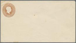 1858 GSU 12 Kreuzer Hellbraun In Sehr Frischer Ungebrauchter Erhaltung, Unterer Rand 3 Kleine Punkte, Sehr Seltene... - Baden