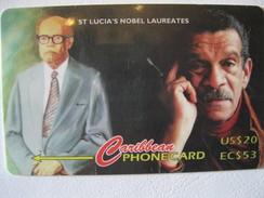 Télécarte De Sainte Lucie - Saint Lucia
