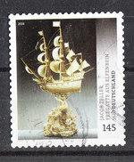Germania  Germany   -   2016.  J. Zeller. Veliero In Avorio. Sailing Ship In Ivory.