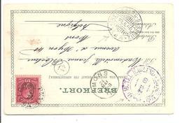 TRELLEBORG-SASSNITZ & HOTEL HAGLUND 1900.Cp. TROLLHÄTTAN