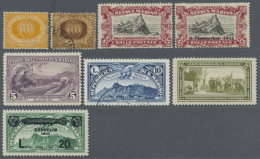 1877/1977, Mainly Mint Collection In A Thick KA/BE Album, Well Collected Throughout From Early Issues, Comprising...