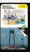 Humour Ponts Suspendus / Photo : Pont Suspendu De Tancarville   / IM D-23 - Vieux Papiers