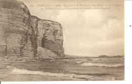 54155    Vierville Sur Mer  La Pointe De La Percee - Autres Communes