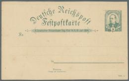 Ab 1897, Deutschland, Tag Der Briefmarke, Philatelistentage, Großartige Sammlung In 9 Bänden, Beginnend...