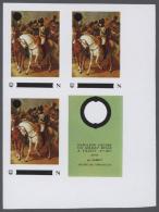 1969, Ruanda Kompl. Satz '200. Geburtstag Von Napoleon I.' Mit Verschiedenen Gemälden Von David, Gautherot,...