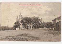 DENMARK COPENAGHEN / CHRISTIANIA - KOMMANDANTBOLIGEN AKERSHUS - 1909 ( 733 ) - Danemark