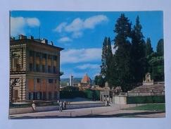 FIRENZE - PANORAMA DAL GIARDINO DI BOBOLI  (5970) - Firenze (Florence)