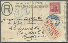 1848/1951 (ca.), Unusual Accumulation With About 50 Covers And Postal Stationeries With A Large Quantity Of Better...
