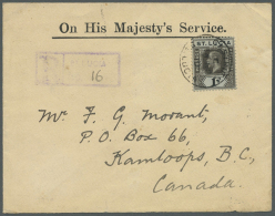 1895/1946 (ca.), Unusual Accumulation With 22 Covers, Picture Postcards And Postal Stationeries Incl. Many...