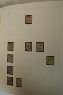 1883/1979: Extensive MNH, Mint Hinged And Used Collection New Caledonia 1883-1979 In Leuchtturm Album. Collection...