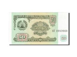 Tajikistan, 50 Rubles, 1994, KM:5a, 1994, NEUF - Tadjikistan
