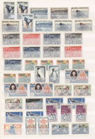 1956/2000, Comprehensive Mint Accumulation In A Thick Stockbook, Alomost Exclusively U/m (only A Few Are Hinged),...