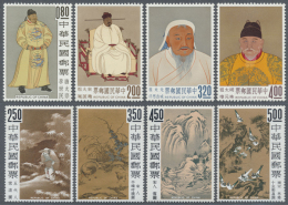 1962 (ca.), Mint Never Hinged MNH Lot W. A. O. Emperors Set, Very Clean Condition (Michel Cat. 550.-) (R)