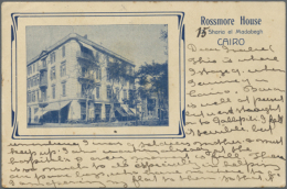 1890's/1940's (c.) - PICTURE POSTCARDS: The Fantastic, Impressive And Very Comprehensive Chisholm Collection Of... - Egypt