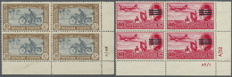 1867/1980, Nice Collection In 8 Albums, Starting With Mainly Used Early Issues. From The 1920s On Also With Many... - Egypt