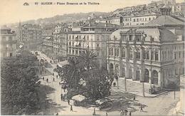 ALGER PLACE BESSON ET LE THEATRE - Algiers