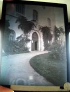 Sidi Bou Saïd Près De Tunis ( Lieu à Confirmer  ) Tunisie Afrique Plaque De Verre Colorisée 8X11cm Bien Lire Descriptif - Glass Slides