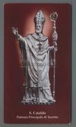 ES3228 S. SAN CATALDO PATRONO PRINCIPALE DI TARANTO - Religione & Esoterismo