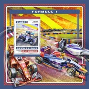Niger - Postfris / MNH - Sheet Formule 1 2016 - Niger (1960-...)