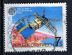 Autriche    1991 MI  / 2026  Europa - 1991-00 Oblitérés