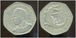 GAMBIE 1 Dalasi 1987 - Gambia