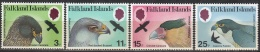 Falkland Islands 1980 Michel 308 - 311 Neuf ** Cote (2005) 4.80 Euro Oiseaux - Falkland